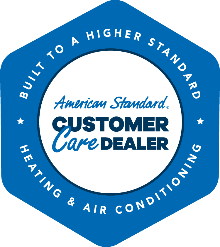 American Standard Customer Care Dealer.