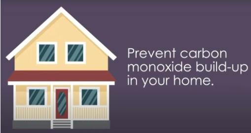Prevent Carbon Monoxide build-up in your home